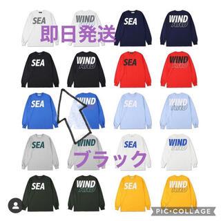 SEA - 即日発送 windandsea ロンT 新品未使用