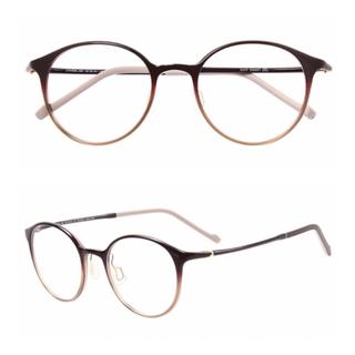 ゾフ(Zoff)のZoff ゾフ 眼鏡 メガネ ブラウン(サングラス/メガネ)