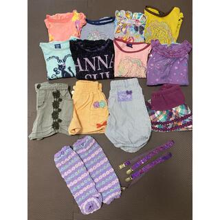 アナスイミニ(ANNA SUI mini)のアナスイミニ 80サイズまとめ売り 14点セット トップス パンツ(Tシャツ)