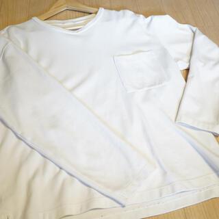ジーユー(GU)の【GU】九分袖Tシャツ※まとめ買い専用(Tシャツ/カットソー(七分/長袖))
