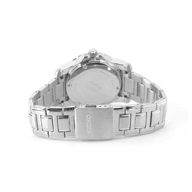 SEIKO(セイコー)の【新品未使用】SEIKO セイコー キネティック メンズ 腕時計 ブルーダイアル メンズの時計(腕時計(アナログ))の商品写真