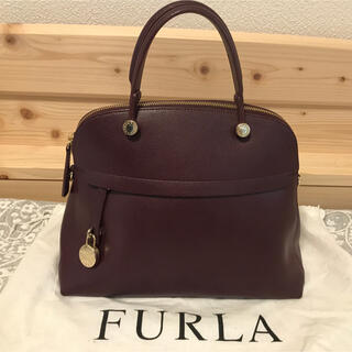 Furla - フルラ パイパー M ボルドー