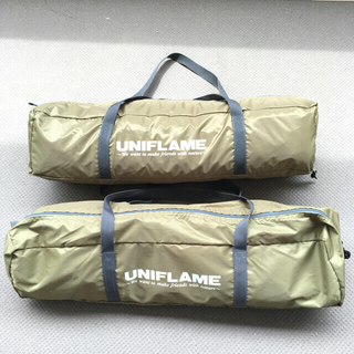UNIFLAME - REVOタープ solo ウォールセット