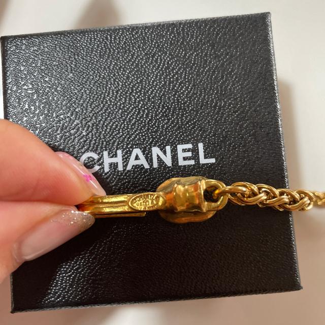 CHANEL(シャネル)のシャネル ネックレス ヴィンテージ レディースのアクセサリー(ネックレス)の商品写真