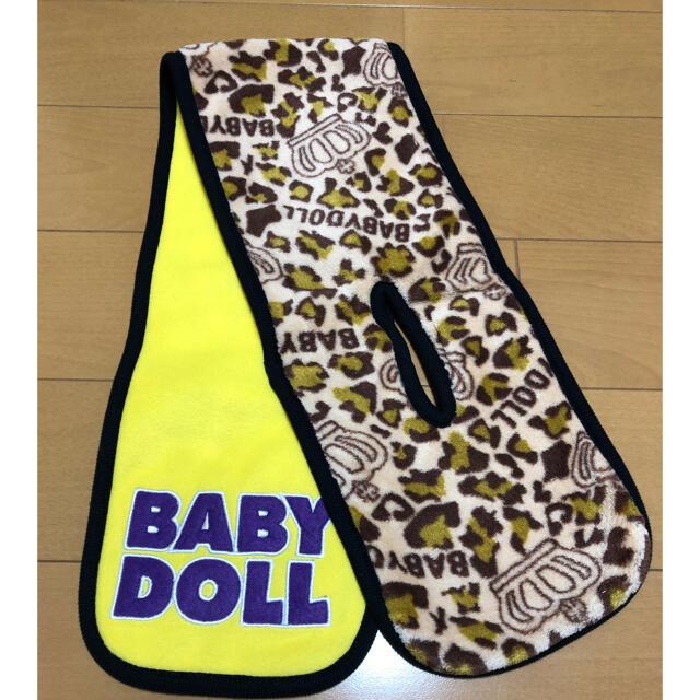 BABYDOLL(ベビードール)のBABY  DOLL マフラー キッズ/ベビー/マタニティのこども用ファッション小物(マフラー/ストール)の商品写真