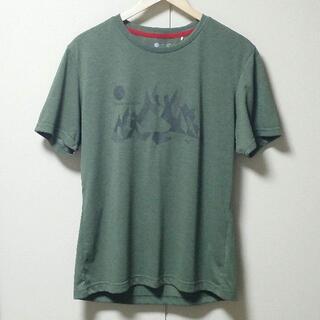 MIZUNO - ミズノ MIZUNO アウトドア グラフィックTシャツ メンズ