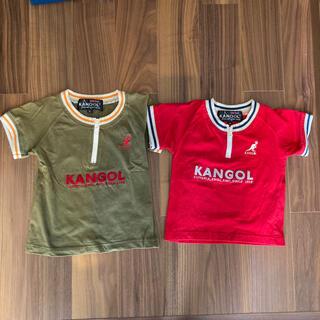 カンゴール(KANGOL)のカンゴール 半袖キッズ KANGOL(Tシャツ)