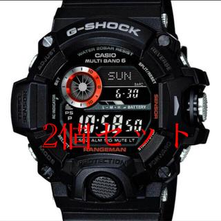 ジーショック(G-SHOCK)のレンジマン オールブラック GW-9400BJ-1JF CASIO(腕時計(デジタル))