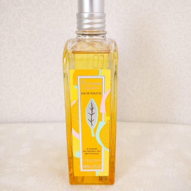L'OCCITANE(ロクシタン)の2021年ロクシタンシトラスヴァーベナ コスメ/美容の香水(ユニセックス)の商品写真