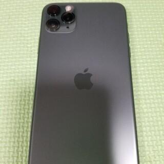 iPhone 11 Pro Max 512GB ミッドナイトグリーン