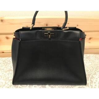オーダーバッグ レギュラーサイズ 黒✖️内側赤