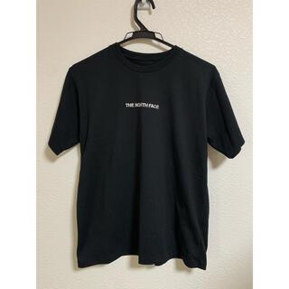 ザノースフェイス(THE NORTH FACE)のザノースフェイス ブラックtee Lサイズ(Tシャツ(半袖/袖なし))