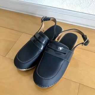 ハンター(HUNTER)の★HUNTER★ ローファー サンダル size38(ローファー/革靴)