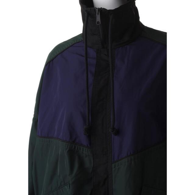 ENFOLD(エンフォルド)のナゴンスタンス ボンバージャケット 美品 レディースのジャケット/アウター(ブルゾン)の商品写真