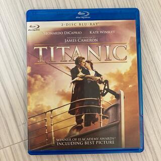 【値下げしました】タイタニック<2枚組> Blu-ray(外国映画)