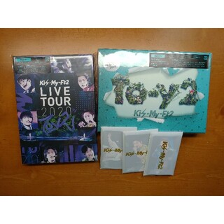 Kis-My-Ft2 - Kis-My-Ft2 LIVETOUR To-y2(初回盤DVD&通常版)