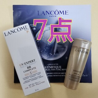 LANCOME - 🌹正規品 LANCOME BB(日本製) 7点セット🌹