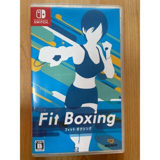 Nintendo Switch - スイッチ フィットボクシング