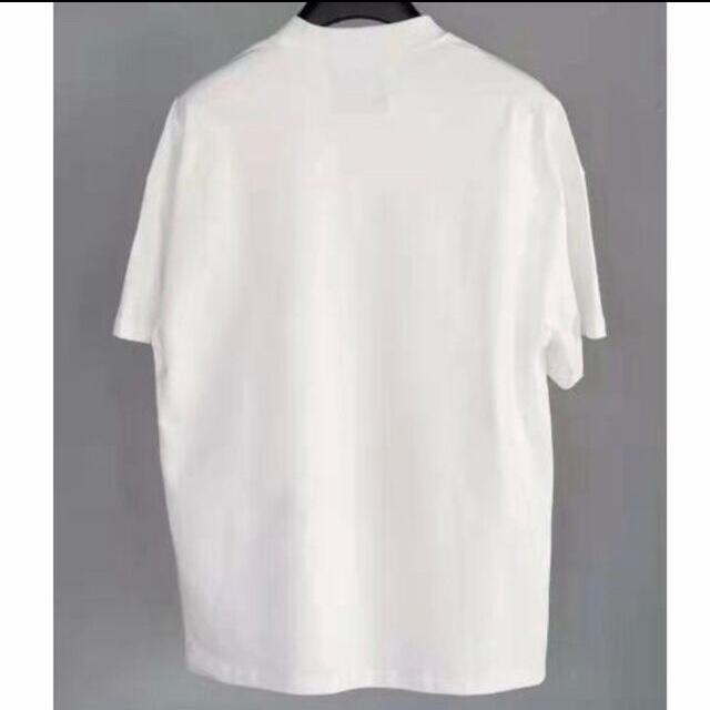 Jil Sander(ジルサンダー)のJil Sander ジルサンダー Tシャツ サイズL  レッド半袖 男女兼用  メンズのトップス(Tシャツ/カットソー(半袖/袖なし))の商品写真