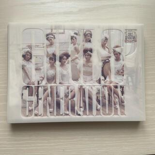 ショウジョジダイ(少女時代)のGIRLS'GENERATION Japan 1st Album(K-POP/アジア)