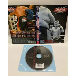 DVD  K-1 WORLD GP 2004 in SAITAMA (スポーツ/フィットネス)