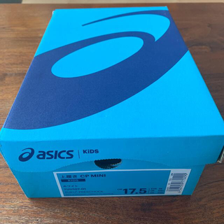 アシックス(asics)のASICS 上履き CP MINI ホワイト 17.5cm TUU107-01(スクールシューズ/上履き)