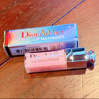 Christian Dior - 【001 PINK】Dior Lip Maximizer ミニマキシマイザー