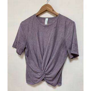 ルルレモン(lululemon)のルルレモン Tシャツ(ヨガ)