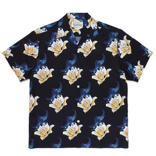 WACKO MARIA - WACKOMARIA HAWAIIAN SHIRT EXCLUSIVE ITEM