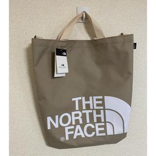THE NORTH FACE - 【海外限定】ノースフェイス/The North Face トートバッグ ベージュ