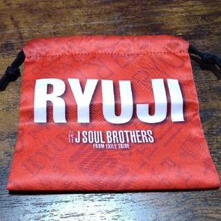サンダイメジェイソウルブラザーズ(三代目 J Soul Brothers)の☆今市隆二☆巾着☆ガチャ☆(ミュージシャン)