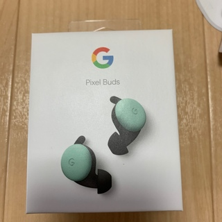 グーグルピクセル(Google Pixel)のGoogle pixel buds ミント(ヘッドフォン/イヤフォン)