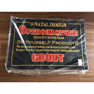 ネイタルデザイン(NATAL DESIGN)のNATAL DESIGN × GO OUT 「WELCOME MAT」(玄関マット)