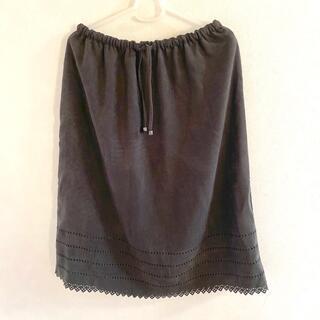 レストローズ(L'EST ROSE)のレストローズ 膝丈スカート(ひざ丈スカート)