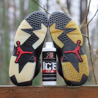 【 ICE CREAM 45g 】スニーカー用黄ばみ取り アイスクリーム(その他)