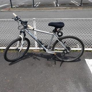 ルイガノ(LOUIS GARNEAU)のルイガノ LOUIS GARNEAU マウンテンバイク クロスバイク (自転車本体)