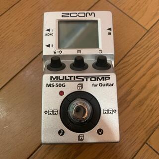 ズーム(Zoom)のエフェクター ZOOM MS-50G(エフェクター)