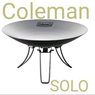 Coleman - 新品未開封 コールマン ファイヤーディスク ソロ 2000037404