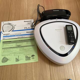 Panasonic - 保証期間あり美品Panasonic ロボット掃除機 ルーロ