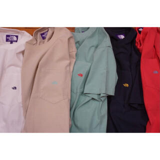 THE NORTH FACE - ノースフェイスパープルレーベル High Bulky  H/SPocket  T