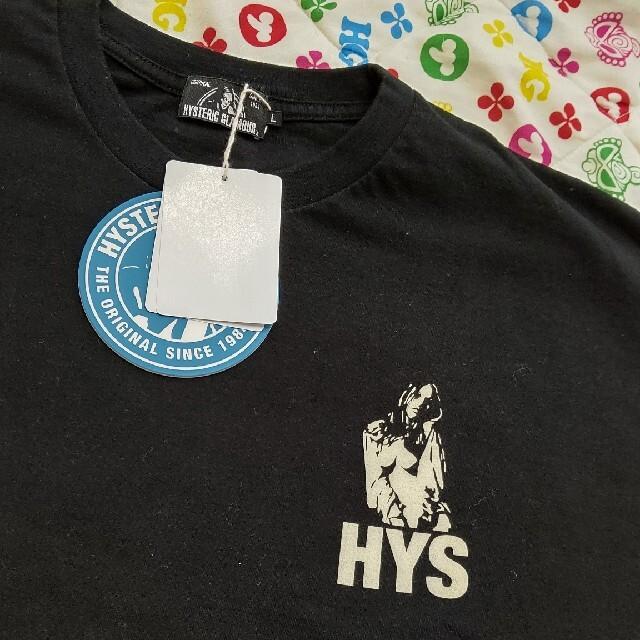 HYSTERIC GLAMOUR(ヒステリックグラマー)のヒステリックグラマー メンズのトップス(Tシャツ/カットソー(半袖/袖なし))の商品写真