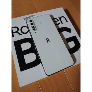 Rakuten - 【美品】楽天ビッグ Rakuten BIG ホワイト