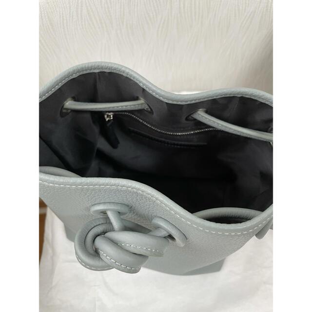 TOMORROWLAND(トゥモローランド)のVasic bond mini ヴァジック ボンド ミニ モナコブルー 別注 レディースのバッグ(ショルダーバッグ)の商品写真