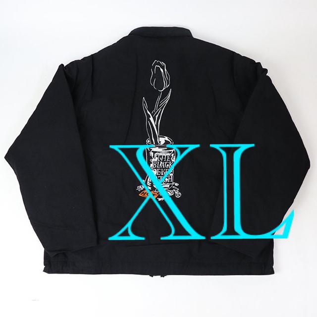 Supreme(シュプリーム)のBlack Eye Patch Wasted Youth ワークジャケット XL メンズのジャケット/アウター(その他)の商品写真