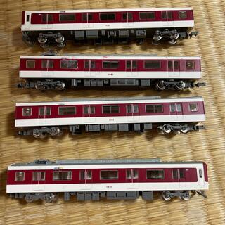 Nゲージ 近鉄電車4両セット(鉄道模型)