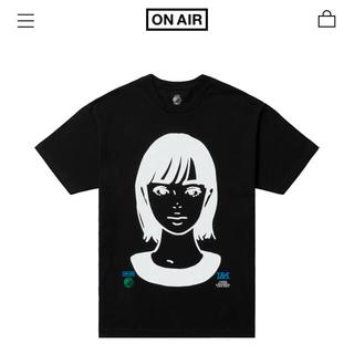 SOPH - Kyne 0040 S/SL Tee (Black) Lサイズ 黒