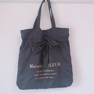 メゾンドフルール(Maison de FLEUR)のMaison de FLEUR トートバッグ 量産型 かわいい(トートバッグ)