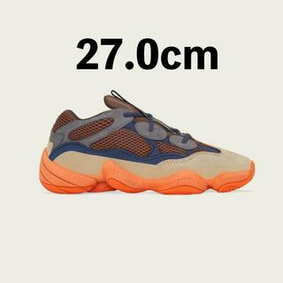 アディダス(adidas)のadidas YEEZY 500 ENFLAME 27cm(スニーカー)