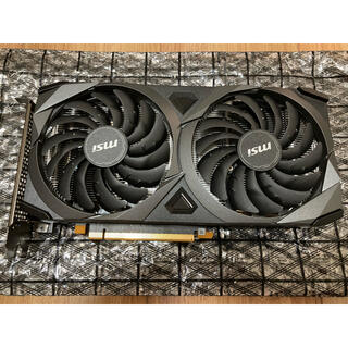 GeForce RTX 3060 Ti VENTUS 2X OCV1 8GB