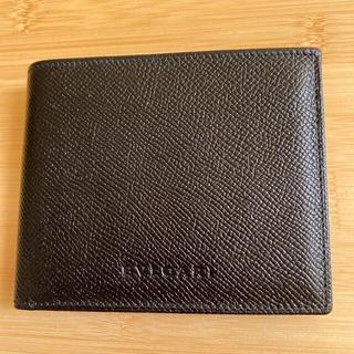 BVLGARI - BVLGARI 2つ折り財布 メンズ 新品